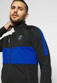 Nike Performance - PARIS ST GERMAIN DRY - Klubbkläder - black/hyper cobalt/white - 3