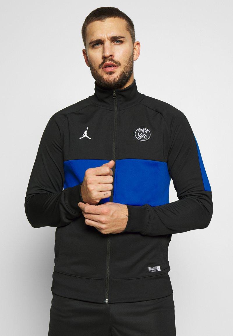 Nike Performance - PARIS ST GERMAIN DRY - Klubbkläder - black/hyper cobalt/white