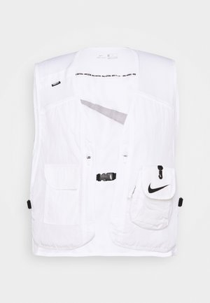 VEST - Väst - white/black