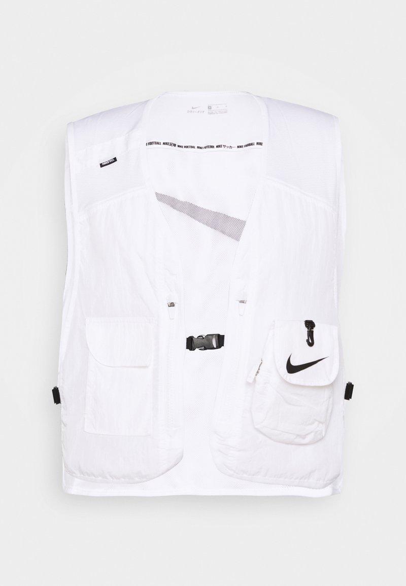 Nike Performance - VEST - Waistcoat - white/black