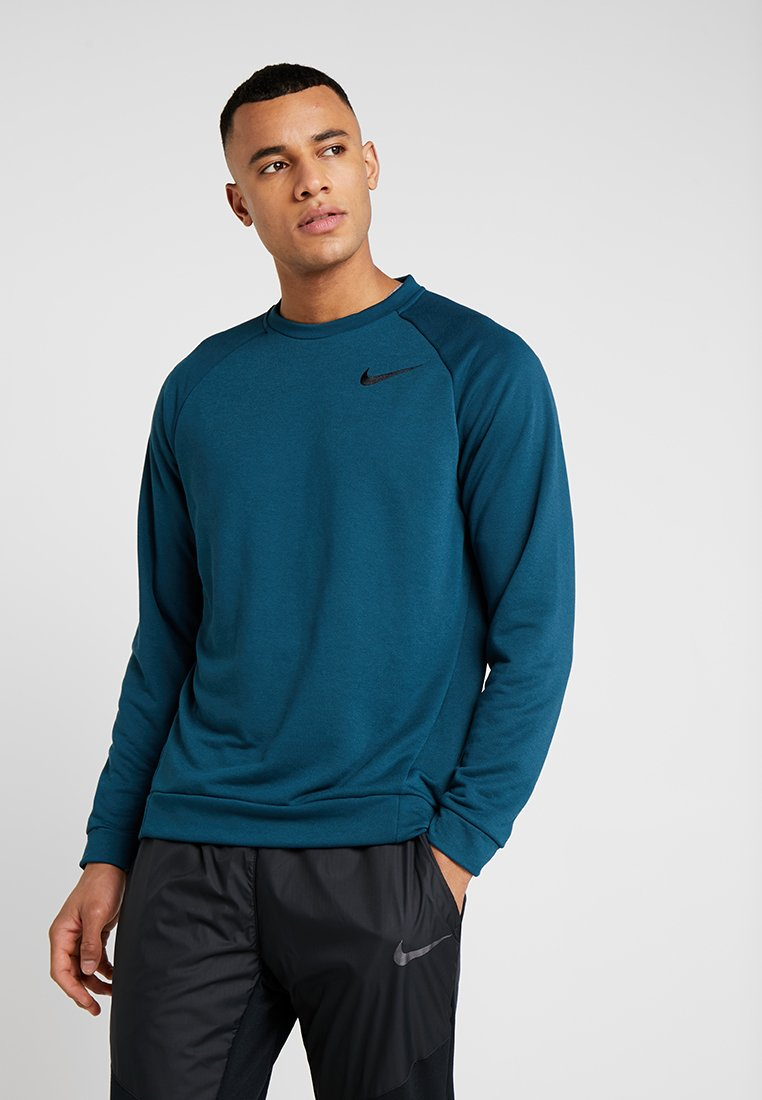 Nike Performance - DRY CREW - Sweatshirt - nightshade/black