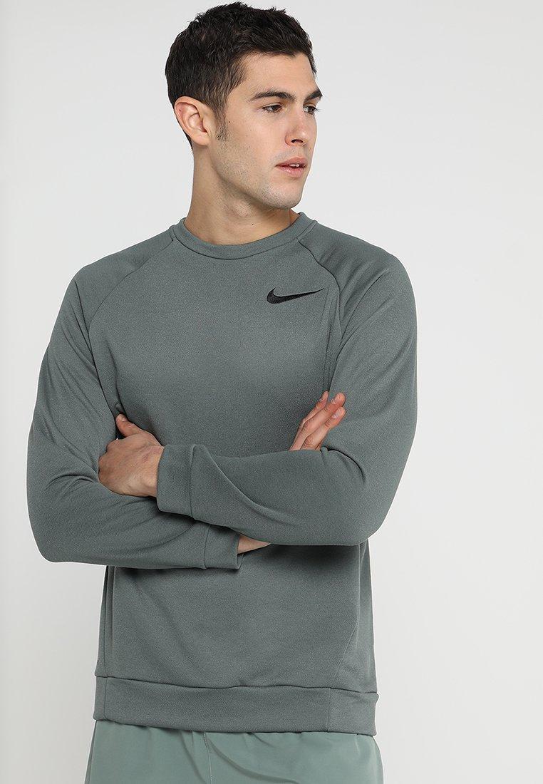 Nike Performance - DRY CREW - Sudadera - mineral spruce/black