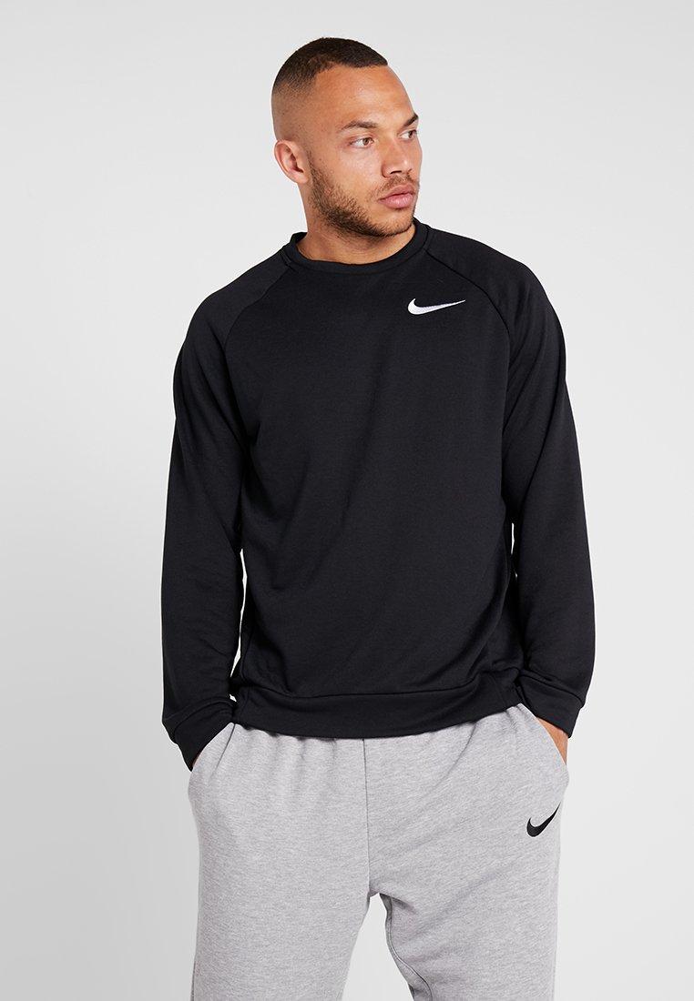 Nike Performance - DRY CREW - Sweater - schwarz