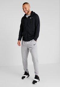 Nike Performance - Sudadera con cremallera - black - 1
