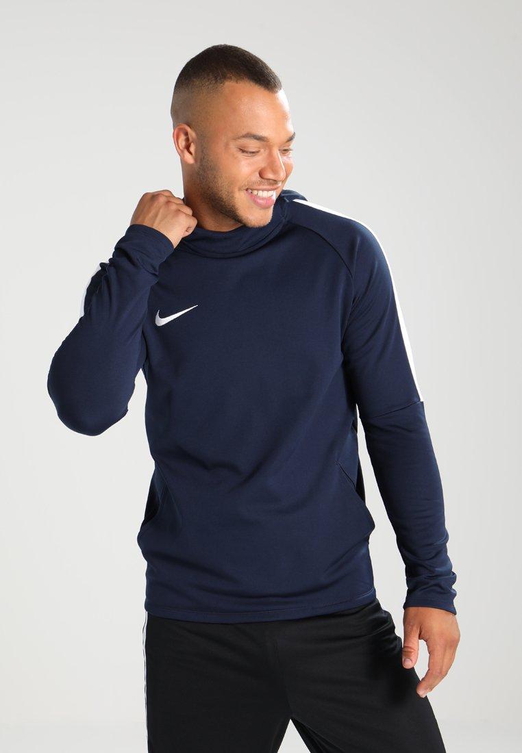 Nike Performance - DRY HOODIE - Hoodie - blue