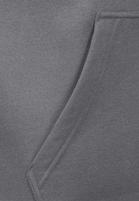 Nike Performance - CLUB19 HERREN - Zip-up hoodie - charcoal heather / anthracite white - 2