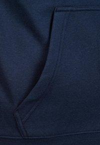 Nike Performance - CLUB19 HERREN - Zip-up hoodie - obsidian / white - 2