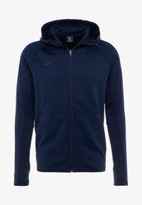 Nike Performance - FC BARCELONA HOODIE - Klubové oblečení - obsidian/rush blue - 5