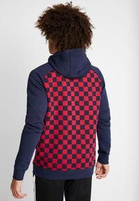 Nike Performance - FC BARCELONA HOOD - Jersey con capucha - obsidian/noble red - 2