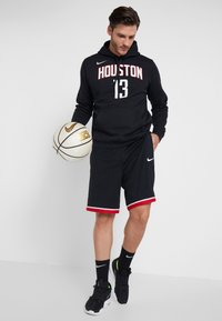 Nike Performance - NBA HOUSTON ROCKETS JAMES HARDEN NAME&NUMBER HOODIE - Kapuzenpullover - black - 1