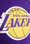 Nike Performance - NBA LOS ANGELES LAKERS LOGO HOODIE - Equipación de clubes - field purple