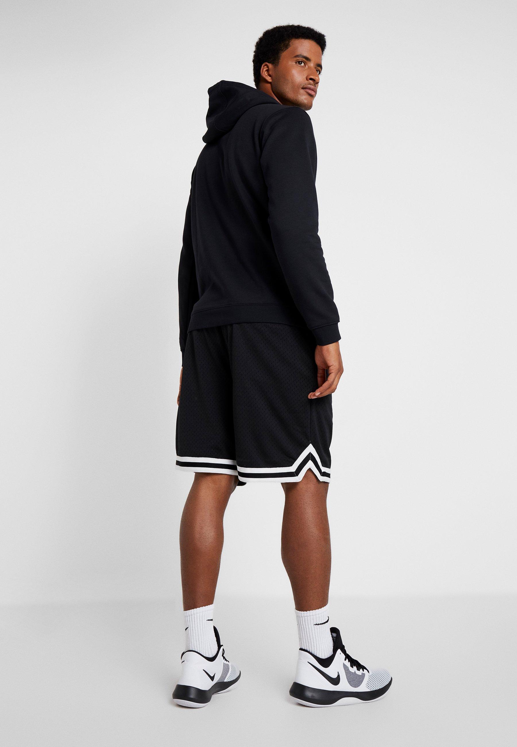 Nike Performance Nba Milwaukee Bucks Logo Hoodie - Squadra Black 4NgQCKM