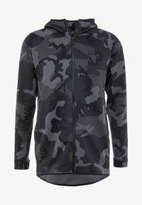 Nike Performance - SHOWTIME PRINT - Giacca sportiva - dark grey/black - 5