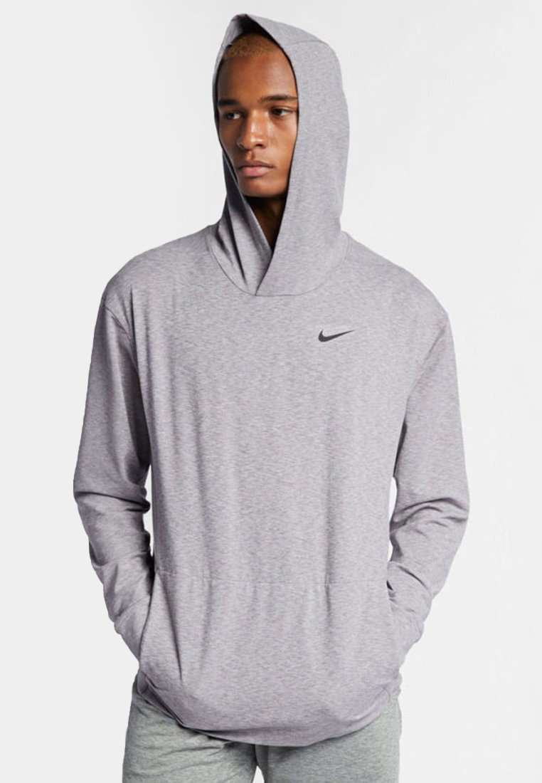 Nike Performance - Kapuzenpullover - grey