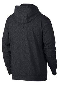 Nike Performance - Sweatjakke /Træningstrøjer - black/dark grey - 1