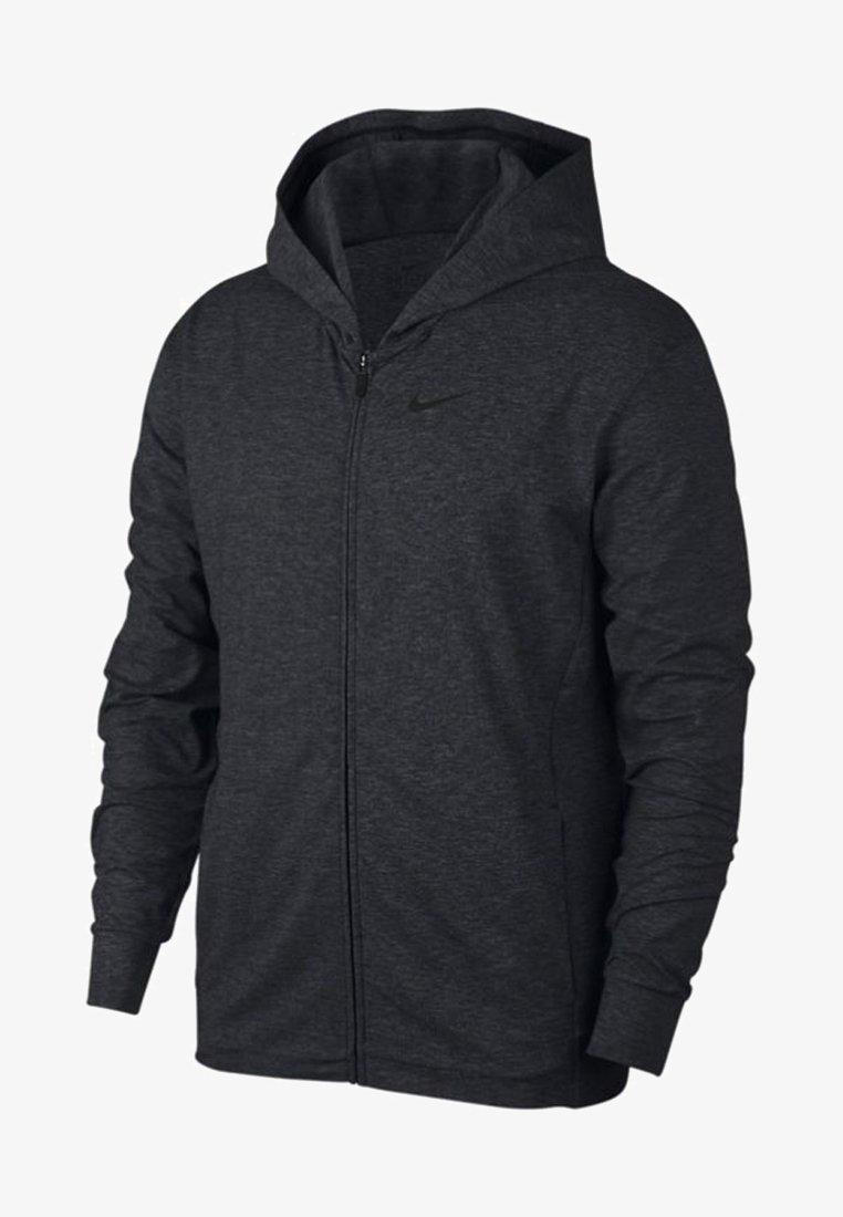 Nike Performance - Sweatjakke /Træningstrøjer - black/dark grey
