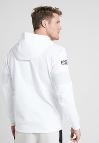 Nike Performance - NFL 100 YEARS THERMA HOODY - Huppari - white/pure platinum - 2