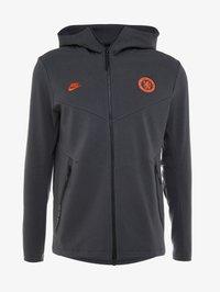 Nike Performance - CHELSEA LONDON HOODIE - Club wear - anthracite/rush orange - 3