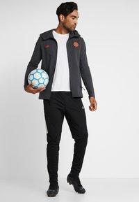 Nike Performance - CHELSEA LONDON HOODIE - Club wear - anthracite/rush orange - 1