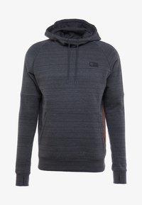 Nike Performance - CHELSEA LONDON HOOD - Pelipaita - anthracite/dark grey/rush orange - 4