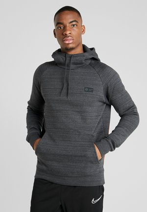 CHELSEA LONDON HOOD - Club wear - anthracite/dark grey/rush orange