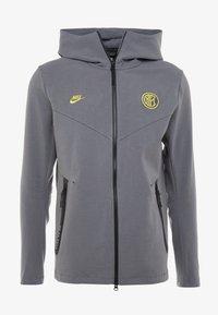 Nike Performance - INTER MAILAND - Equipación de selecciones - dark grey/tour yellow - 4