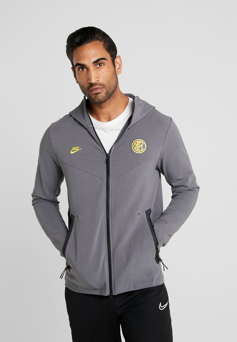 Nike Performance - INTER MAILAND - Landsholdstrøjer - dark grey/tour yellow