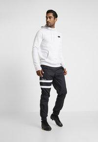 Nike Performance - PARIS ST GERMAIN HOOD  - Squadra - white/wolf grey/midnight navy - 1
