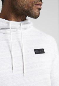 Nike Performance - PARIS ST GERMAIN HOOD  - Squadra - white/wolf grey/midnight navy - 6