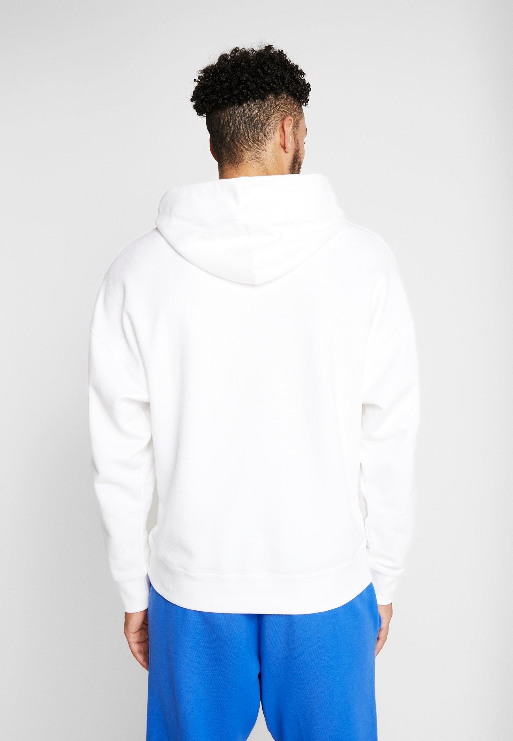 Nike Performance Nikecourt Tennis-hoodie Aus Fleece Fur Herren - Felpa Con Cappuccio White BndaktM