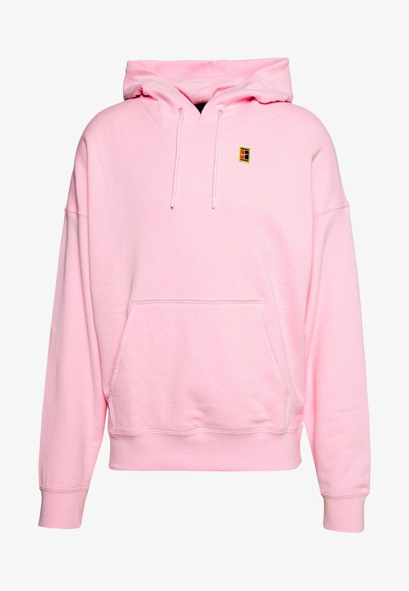 Nike Performance - HOODIE HERITAGE - Bluza z kapturem - pink foam