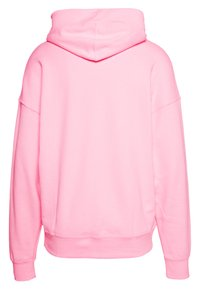 Nike Performance - HOODIE HERITAGE - Bluza z kapturem - pink foam - 1