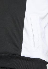 Nike Performance - FC HOODIE - Jersey con capucha - white/black - 5