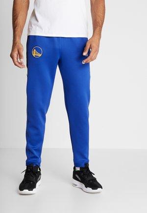 NBA GOLDEN STATE WARRIORS THERMAFLEX FULL ZIP - Joggebukse - rush blue/black/amarillo/white