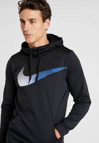 Nike Performance - Sweat à capuche - black - 4