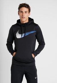 Nike Performance - Sweat à capuche - black - 0