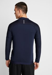 Nike Performance - M NK FZ FLC NPC - Training jacket - obsidian - 2