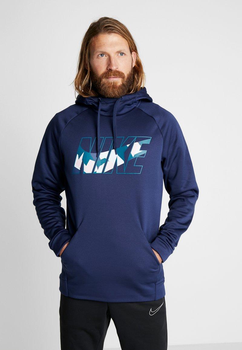 Nike Performance - Hoodie - midnight navy