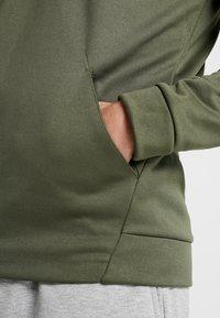 Nike Performance - M NK THRMA HD PO CMO  - Jersey con capucha - cargo khaki/electric green - 3
