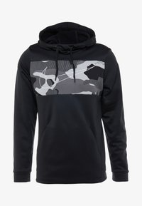 Nike Performance - Hoodie - black/white - 4
