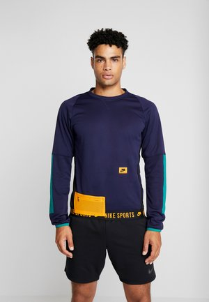 CREW  - Sweatshirt - blackened blue/bright violet
