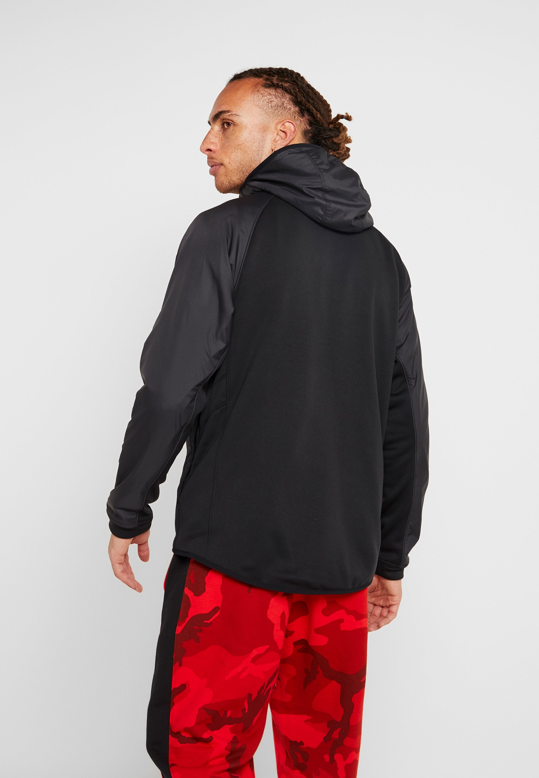 Nike Performance Fleecejacka - Black