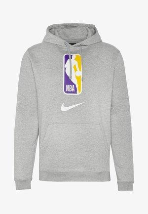 NBA TEAM HOODY - Bluza z kapturem - grey heather