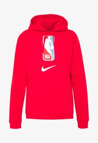 Nike Performance - NBA TEAM HOODY - Huppari - university red - 3