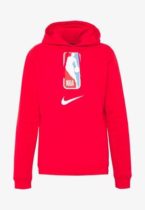 NBA TEAM HOODY - Jersey con capucha - university red