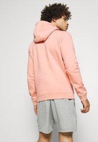 Nike Performance - NBA TEAM HOODY - Hoodie - pink quartz - 2