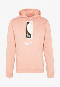 Nike Performance - NBA TEAM HOODY - Hoodie - pink quartz - 3