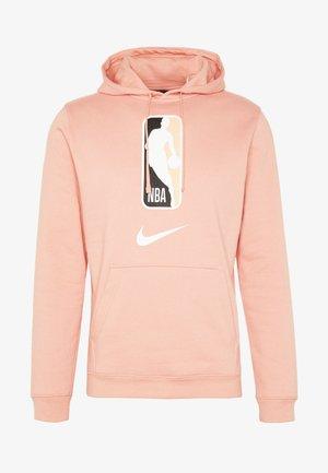 NBA TEAM HOODY - Jersey con capucha - pink quartz