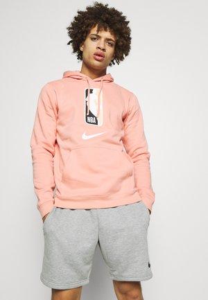 NBA TEAM HOODY - Kapuzenpullover - pink quartz