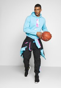 Nike Performance - NBA TEAM HOODY - Bluza z kapturem - blue gale - 1